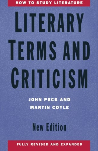 Literary Terms and Criticism (How to Study Literature)