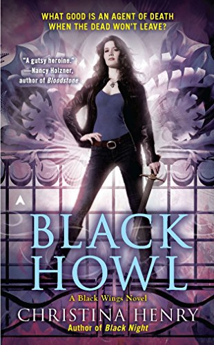 Black Howl (Black Wings, Book 3) (The Story About Lucifer The Fallen Angel)
