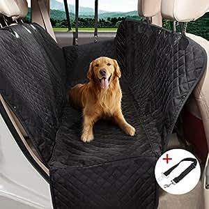 MATCC Funda de Asiento para Perros Cubierta de Asiento para Coche Hamaca para Mascotas Protección de Mascotas 147 * 137cm