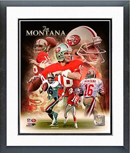 Joe Montana Framed - 8