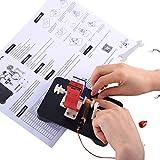 IS Icstation 12V DC Electric Motor DIY Kit Model