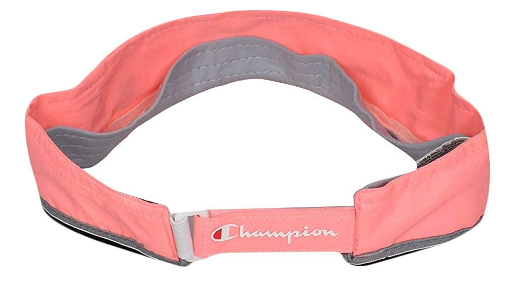 9a8a30e491680 Champion- Ladies Flow Performance Visor Pink at Amazon Women s Clothing  store