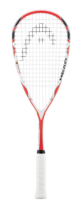 HEAD Micro Gel 145 Squash Racquet Strung