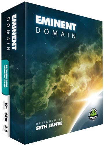 Eminent Domain Board Game (Best Exploration Board Games)