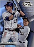 2018 Topps Gold Label Class 1#58 Christian Yelich Milwaukee Brewers Baseball Card
