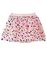 Crazy 8 Girls' Toddler Soft Tulle Tutu, Fairy Pink, 18-24 mo
