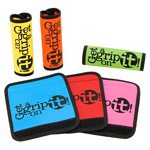 teacher-peach-get-a-grip-on-it-luggage-handle-wraps-6-pack
