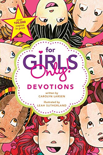 For Girls Only! Devotions -