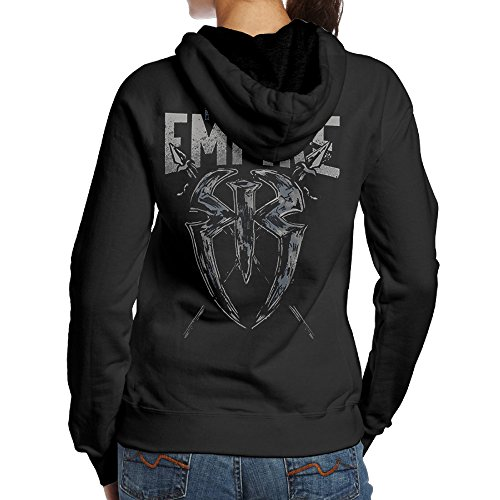 Women Roman Reigns Roman Empire Halloween Cool Hoodies Hooded Sweatshirt Fashion (Roman Outfits For Womens)