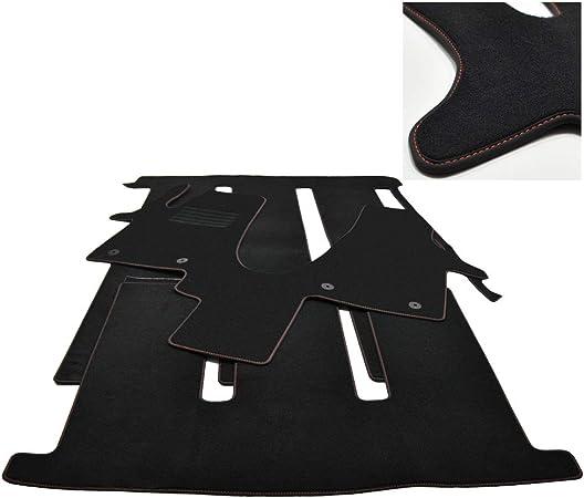 Mattenprofis Premium Velour Fußmatten Auslage Für Vw T6 1 California Beach Camper Bj 2020 R Auto