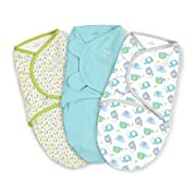 SwaddleMe Original Swaddle 3-PK, Sports (SM)