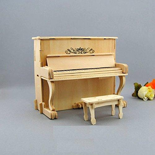 新着 DIYハンドメイド18 DIYハンドメイド18 Note木製音楽ボックスDIY Grand Pianoクリエイティブギフト B01F8KBFPK Grand B01F8KBFPK, Rich.131:bf8e0e5b --- arcego.dominiotemporario.com