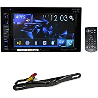 Pioneer AVH-X3700BHS 6.2 DVD/CD Monitor+Bluetooth/USB/Siri+License Plate Camera
