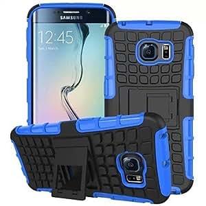 Teléfono Móvil Samsung - Cobertor Posterior - Patrón de Cuadrícula - para Samsung Samsung Galaxy S6 edge ( , Rose
