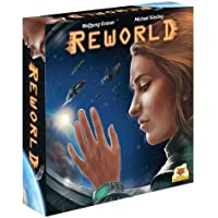 USAopoly Current Edition Reworld Board Game