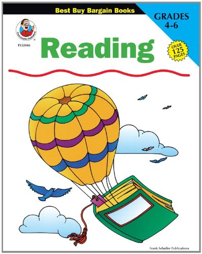 Download Best Buy Bargain Books: Reading, Grades 4-6 PDF