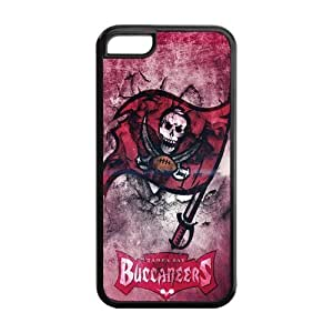 Customize Tampa Bay Buccaneers NFL Back Cover Case for iphone 5C JN5C-1068