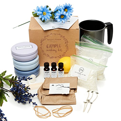 Natures Blossom Candle Making Kit product image
