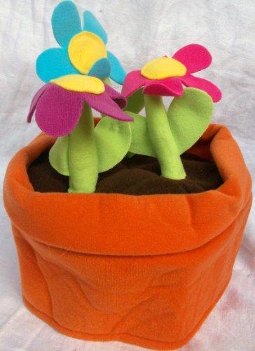 Kids Size Plush Flower Hat (Hannah Montana Blanket)