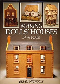 The new dolls house do it yourself book in 112 and 116 scale making dolls houses in 112 scale a david charles craft solutioingenieria Choice Image
