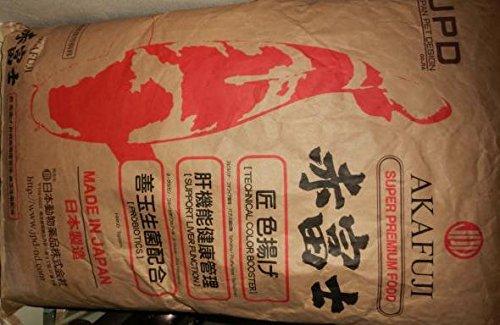 日本動物薬品 赤富士 匠色揚げ M 浮上 15kg B074WKWFM1