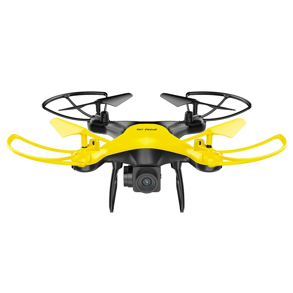 FOXFF RC Drone, LH-X35S 720p 2.4GHz Quadcopter Intelligent ...