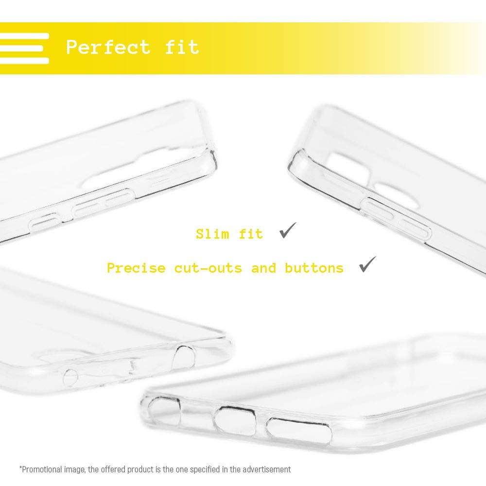 Gel Silicona Flexible, Dise/ño Exclusivo Funnytech/® Funda Silicona para Samsung Galaxy S9 Plus Bandera Espa/ña Orgulloso