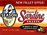 Sardine Fillet Swt N Tangy (Pack of 12)