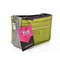 Organizador de bolsos Periea - Chelsy (pequeño, verde manzana)