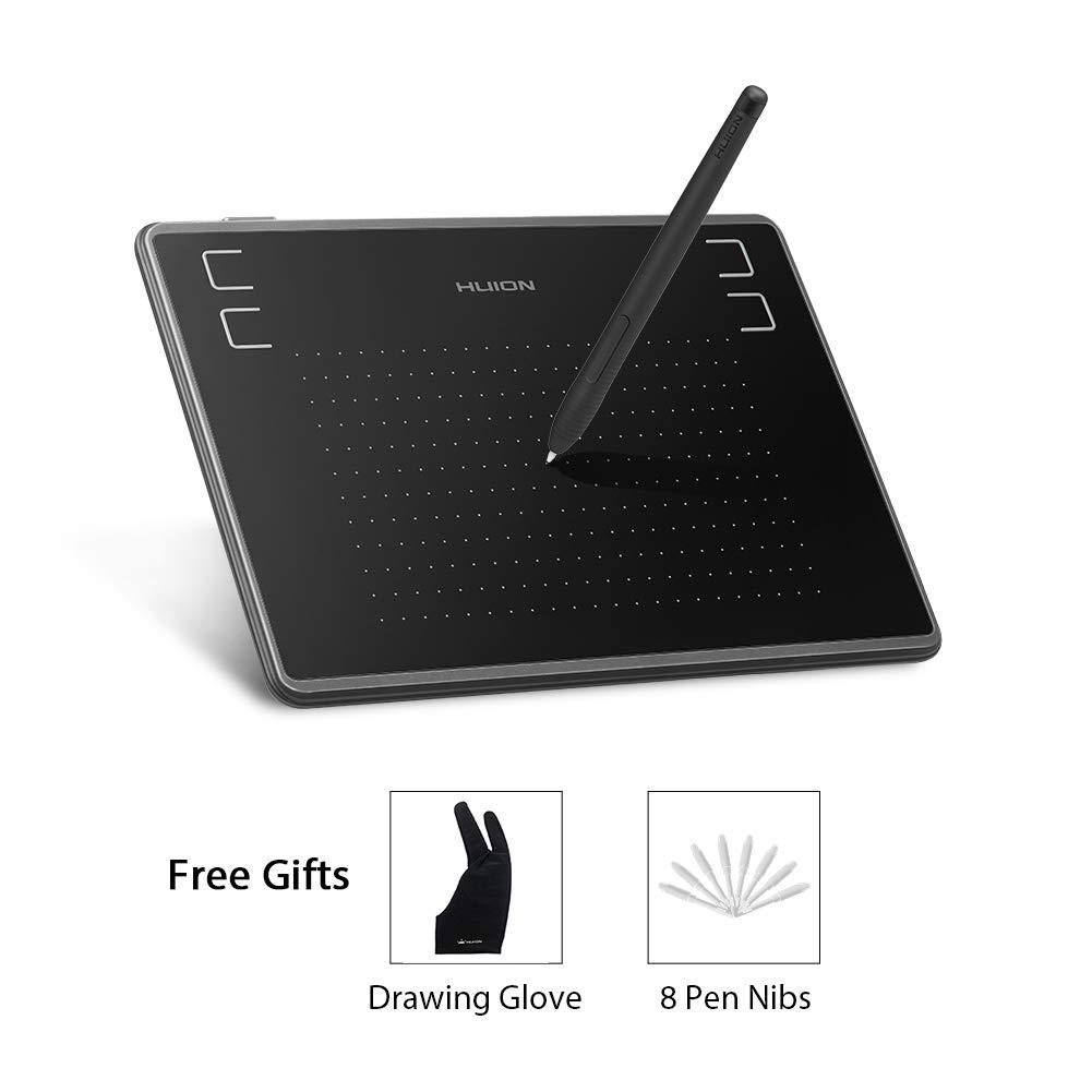 Tableta Digitalizadora Huion H430p 12.2x7.6cm 4096 Np