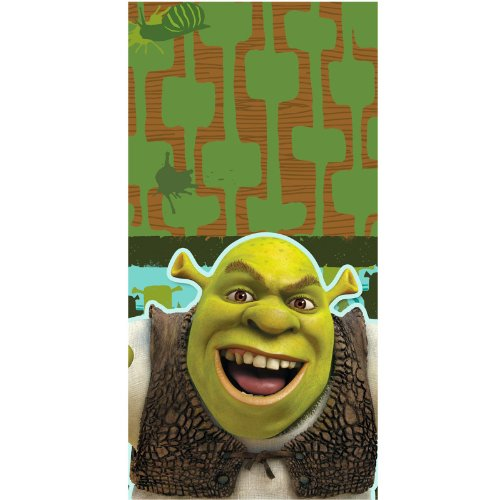 Shrek 'Forever After' Plastic Table Cover (1ct)]()