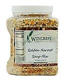Golden Harvest Rice & Bean Soup Mix - 3.5 Lb Tub