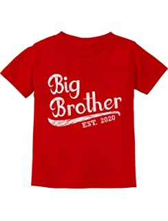 Gift for Big Brother 2020 Siblings Gift Toddler//Kids Sweatshirt