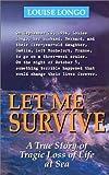 Let Me Survive, Louise Longo, 0743445090
