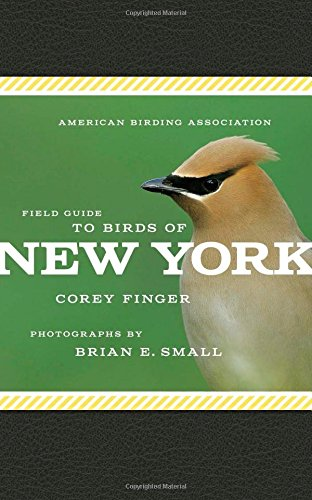 American Birding Association Field Guide to Birds of New York (American Birding Association State Field)