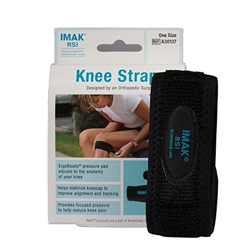 Imak  Knee Strap (Pack of 2)