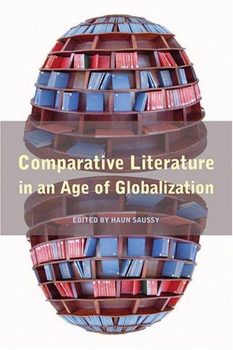 Comparative Literature In Age Of...