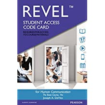 Books by joseph a devito revel for human communication the basic course access card 14th edition may 19 2017 fandeluxe Image collections