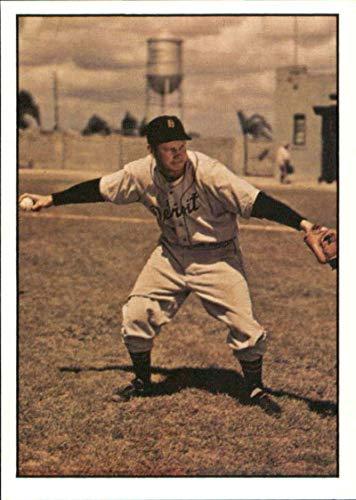 Baseball MLB 1979 TCMA 1950's #213 Jerry Priddy #213 NM Near Mint Tigers