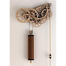 Mechanical Wooden Clock Kit