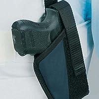 Desantis Nylon Vest Holster - Ambidextrous, Navy N82AJE1Z0 - for Glock 26,