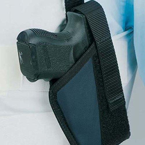 - DeSantis Nylon Vest Holster - Ambidextrous, Navy N82AJE1Z0 - For Glock 26,