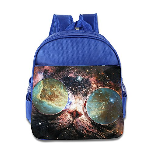 Galaxy Cat Sunglasses Universe Kids School Bag Shoulder - Target Sunglasses Infant
