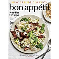 Deals on Bon Appetit Magazine Subscription 3 Year 30 Issues
