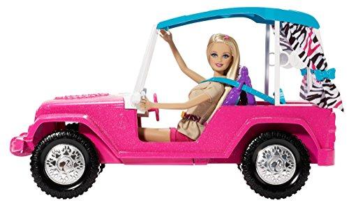 battery barbie car - 5