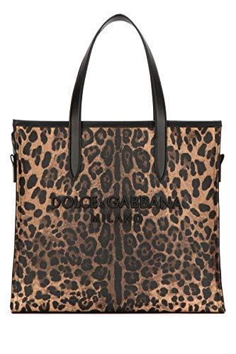 Dolce E Gabbana Women's Bb6673ak100ha93m Brown Leather Tote