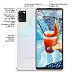 Samsung-Galaxy-A21s-Smartphone-Display-65-HD-4-Fotocamere-Posteriori-32-GB-Espandibili-RAM-3-GB-Batteria-5000-mAh-4G-Dual-Sim-Android-10-192-g-Versione-Italiana-White