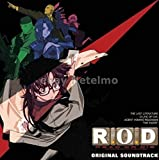New 0320 R.O.D ORIGINAL SOUNDTRACK CD Aong Music Anime Game