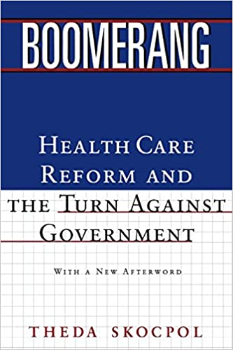 amazon boomerang health care reform and the turn against