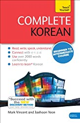 Complete Korean (Learn Korean with Teach Yourself): New Edition: Book